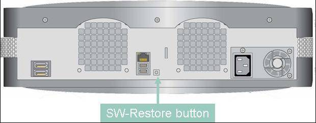 Recovery FSC Scaleo Home Server