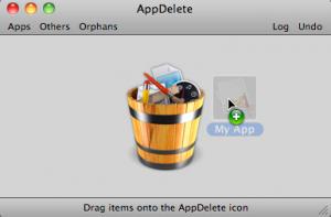 Mac OS X, disinstallare i programmi