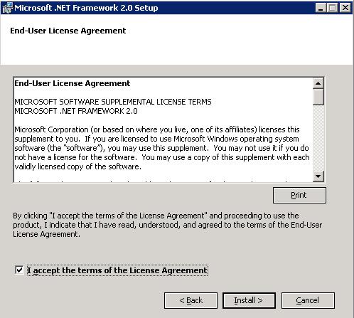 Configurare la iLO di un server HP tramite software