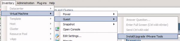 Installare VMware Tools su Linux Ubuntu Server 10.10