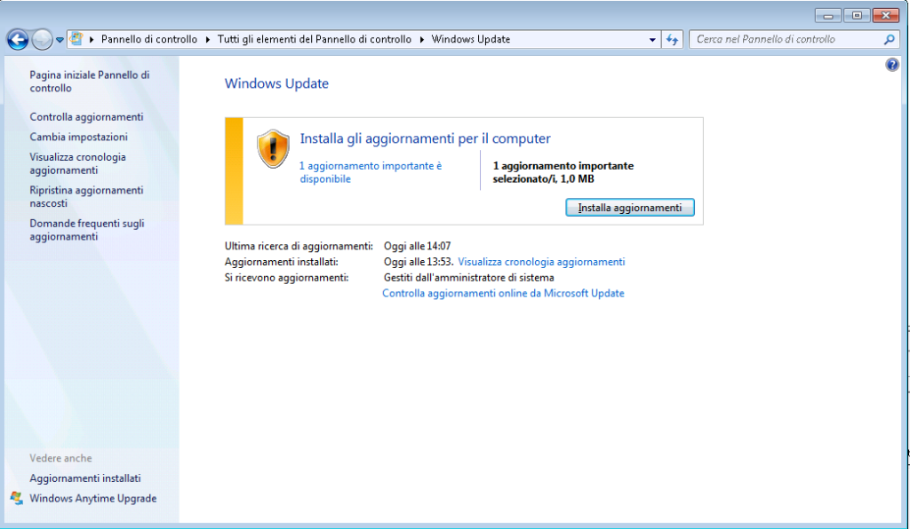 "Errore ""Versione Active Directory / SYSVOL non corrispondente quando si applicano le GPO in Windows Server 2012 R2"