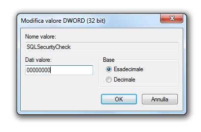 Stampa Unione in Word 2010 non funziona su path di rete. Impossibile trovare origine dati.