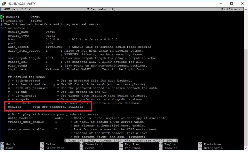 Installazione e Configurazione di Shinken Network Monitor su Raspberry Pi