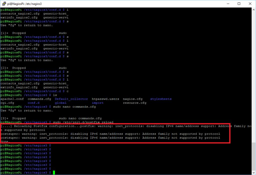 Installazione e Configurazione di Postfix su Raspberry usando come Smarthost GMAIL