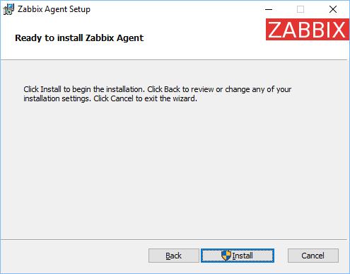 Installazione e configurazione dell'Agent di Zabbix su Windows