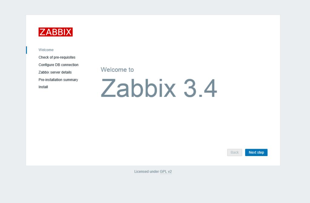 Installazione e Configurazione di Zabbix Server 3.4.4 su Ubuntu 16.04