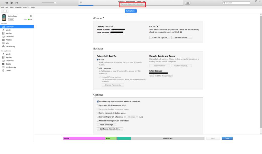 Analisi e Cancellazione dei Logs di iOS su Apple iPhone e iPad
