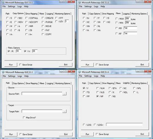 Migrazione File Server Microsoft con l'utility Robocopy o con l'utility RichCopy