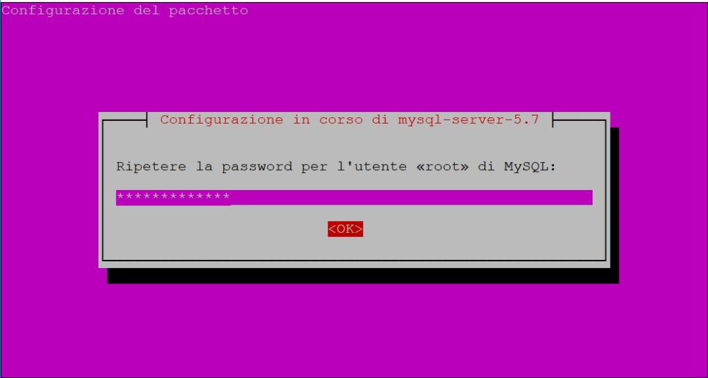 Installazione LEMP Linux, Nginx, MySQL, PHP in Ubuntu 16.04