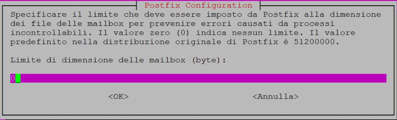 Installazione Del Mail Server Postfix Su Ubuntu Server 16