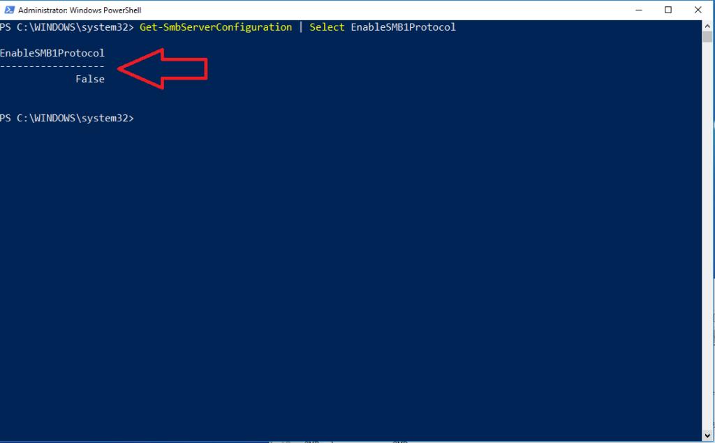 Rilevare, abilitare e disabilitare i protocolli SMBv1, SMBv2 e SMBv3 in Windows Client e Windows Server
