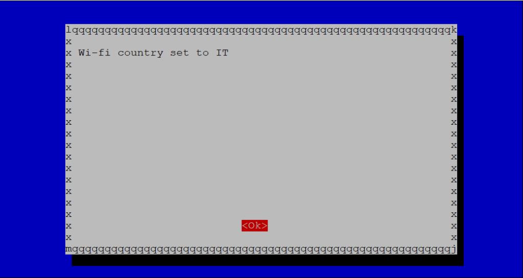 Configurazione del Raspberry Pi 3 come Access Point utilizzando RaspAP