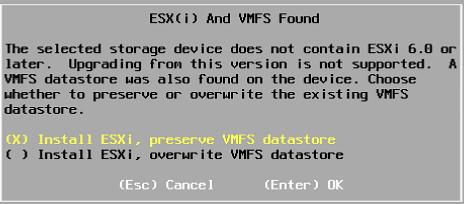 Installazione e Configurazione Base di VMware Vsphere ESXi 6.7 U3