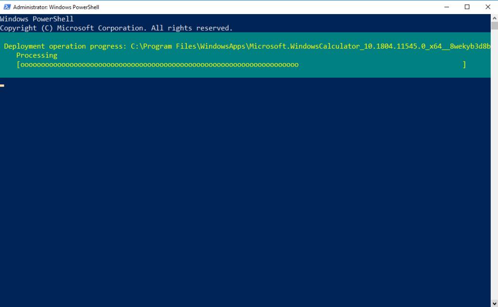 Installazione della Calcolatrice in Microsoft Windows 10