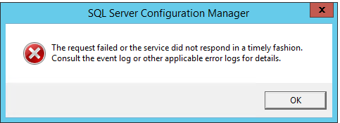 Errore SQL Server FCB::Open failed: Could not open file master.mdf (master.ldf ) for file number 2. OS error: 5(Access is denied.)
