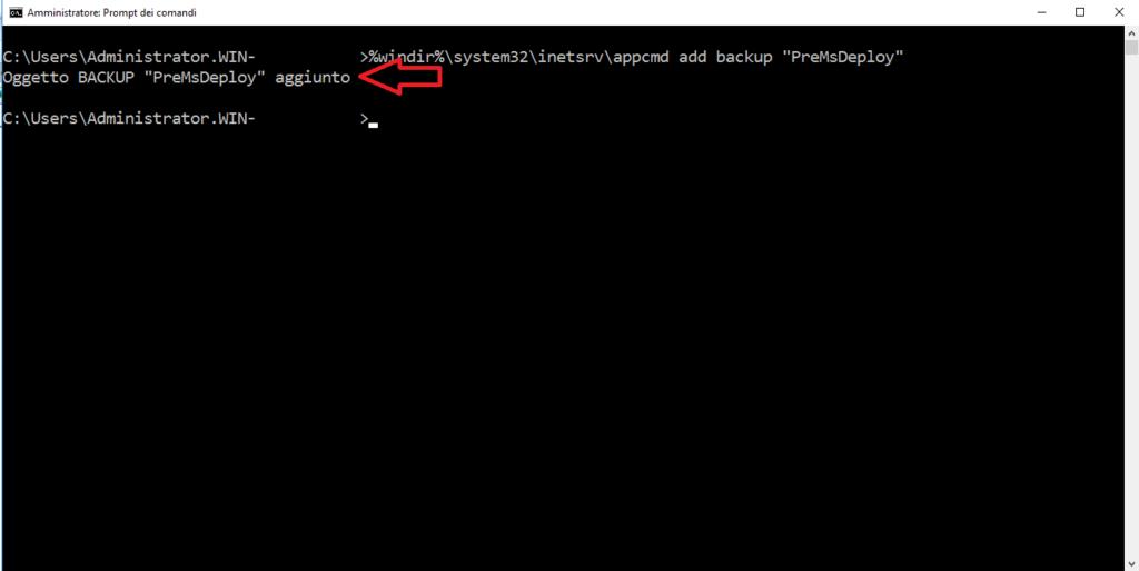 Migrazione Siti Web da IIS 6.0 a IIS 7.0 o Superiore