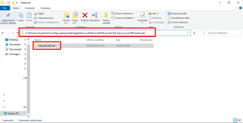 Veeam Agent for Microsoft Windows Failed to start service VeeamEndPointBackupSvc