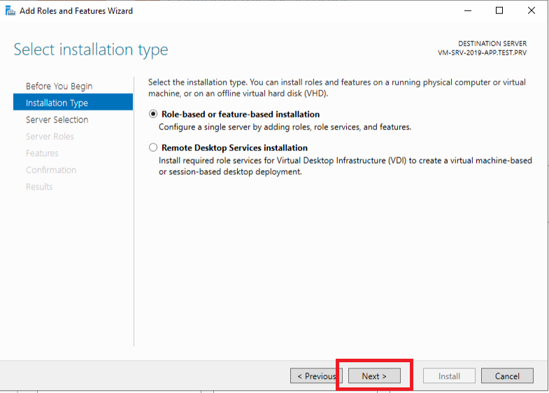 Installazione e Configurazione base di IPAM in Windows Server 2019