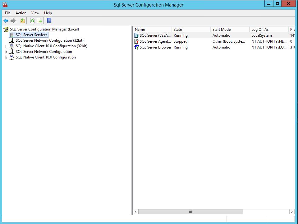 Connettersi a Microsoft SQL Server se gli amministratori di sistema risultano bloccati - Modalità Utente Singolo